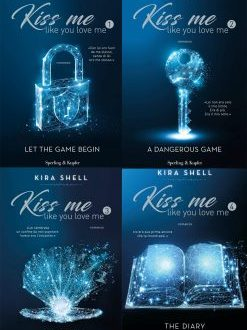"""Kiss me like you love me"" di Kira Shell: le frasi più belle"