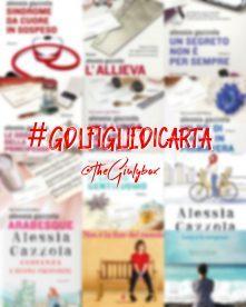 GDL Figlie di carta: gruppo di lettura 2021 su Alessia Gazzola